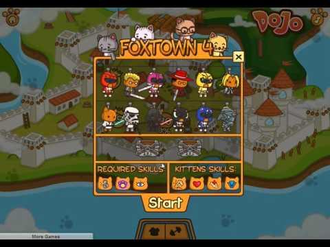 flash games StrikeForce Kitty 2 Коты Ударная сила 2 тринадцатая серия
