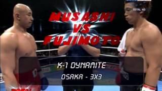 Total K.O. на канале EUROSPORT 01