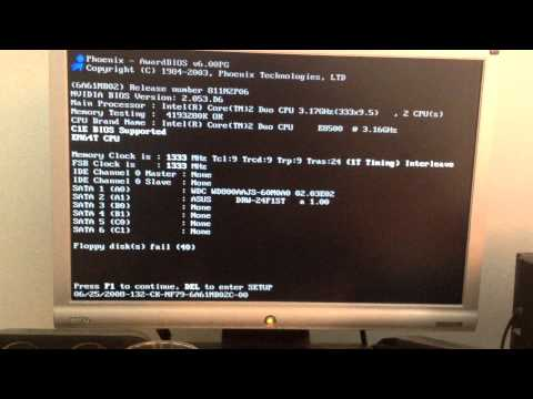 Windows 7 an unexpected l/o error has occurred