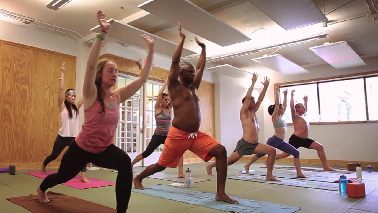 Open Door Yoga Studio & Open Door Yoga Studio - YouTube