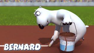 Bernard Bear | The Olympic Stadium AND MORE | Cartoons for Children