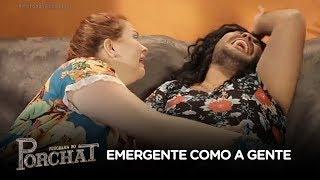 EMERGENTE COMO A GENTE   REPÓRTER