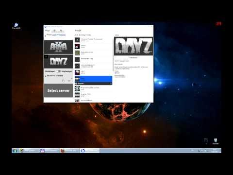 DayZ: Быстрая установка и обновление с помощью Play withSIX
