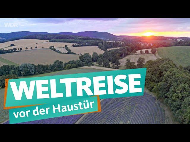 Toskana, Provence, Südsee - Traumziele in NRW   WDR Reisen