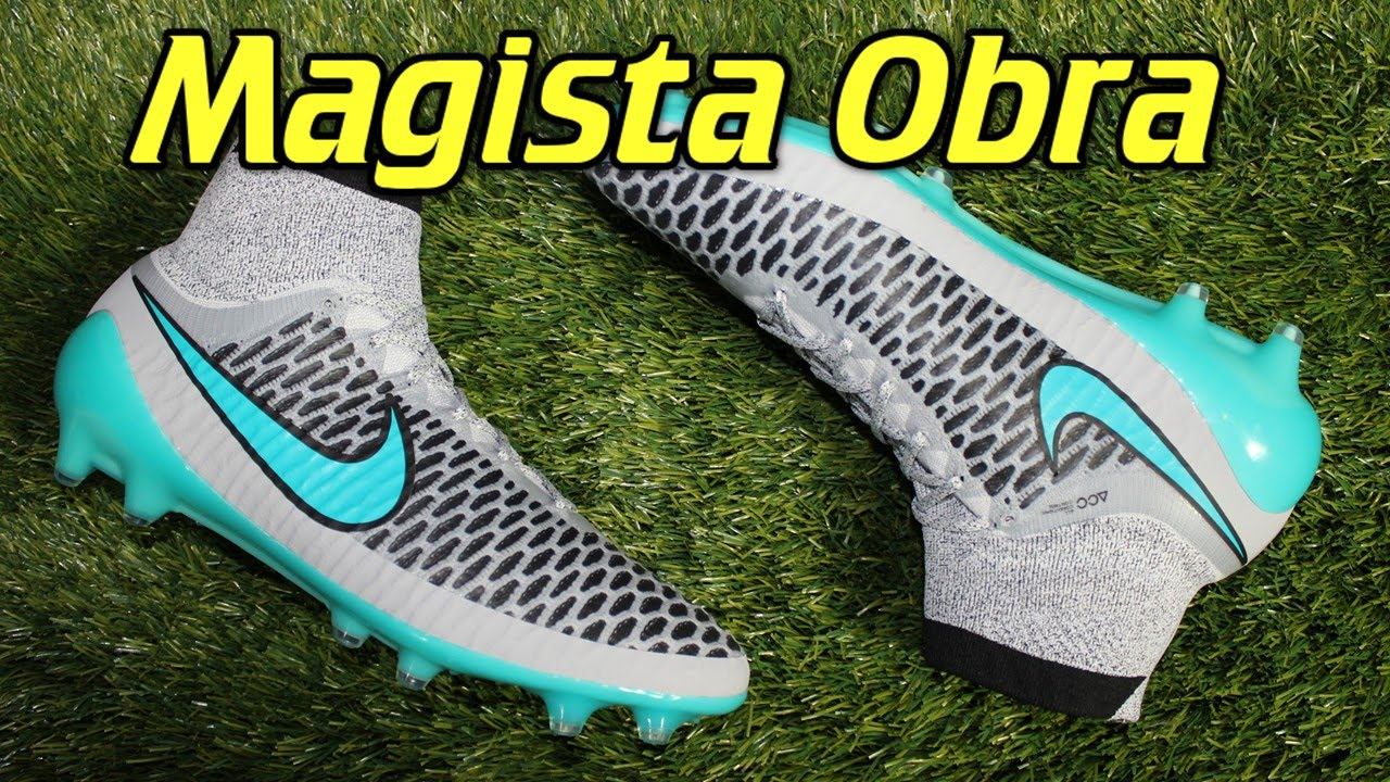 Nike Magista Obra Silver Storm - Review + On Feet - YouTube