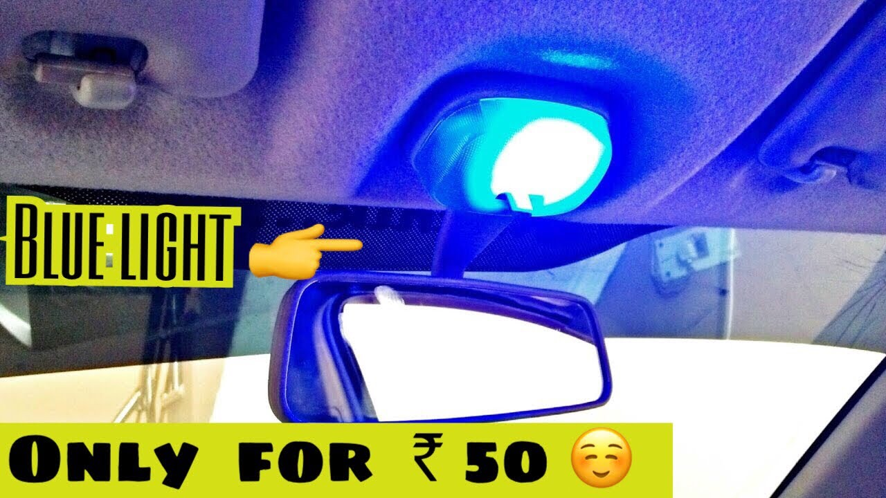 diy modified dome light easy cool car mods car interior mods youtube. Black Bedroom Furniture Sets. Home Design Ideas