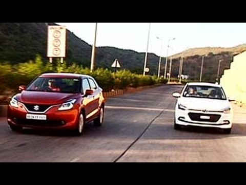 New Maruti Suzuki Baleno takes on the Hyundai i20