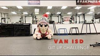 Van ISD Git Up Challenge