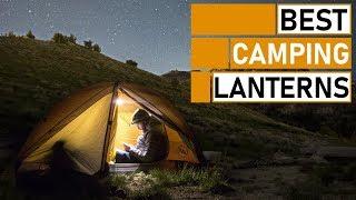 7 Best Outdoor Camping Lanterns & LED Lights