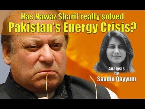 Has Nawaz Sharif really solved Pakistan's Energy Crisis