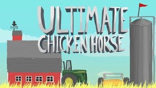 Gambar cover 😈I KTO TU KOGO UPIERDZIELI😈 ULTIMATE CHICKEN HORSE w/ Undecided Tomek Guga