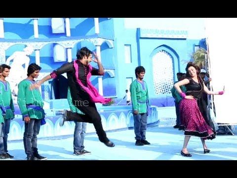 Exclusive Rangoli Rangoli Song Making - Baadshah NTR, Kajal Aggarwal