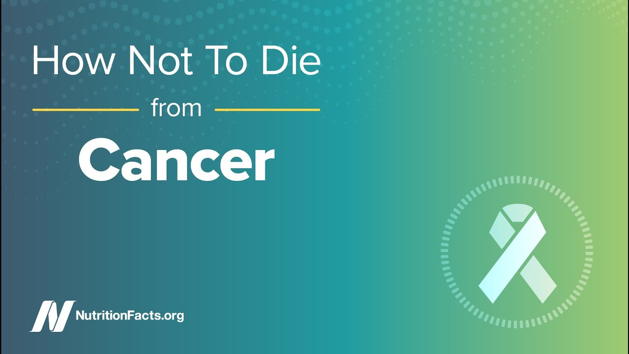 How to die of cancer 87