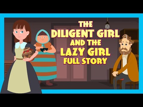 THE DILIGENT GIRL