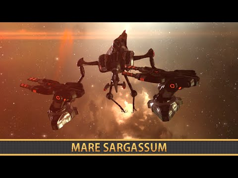 EVE ONLINE: MARE SARGASSUM [EXPEDITION]