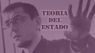 Clase Magistral.Teoria del estado.Juan Carlos Monedero