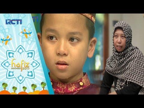 HAFIZ INDONESIA - Isak Tangis Ahmad Yang Ingin Didampingi Ibunya [1 Juni 2017]