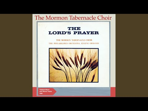"""A German Requiem, Op. 45: Chorus. """"Blessed Are They That Mourn"""""""