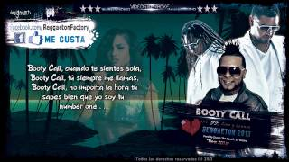 "Opi Ft. Zion & Lennox - ""Booty Call"" con Letra ★New Reggaeton 2013★"