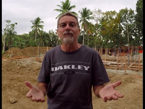 VILLA FELIZ -  EPISODE 22:  IT'S TAKING FORM (House Building in the Philippines)