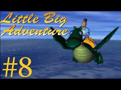 Little Big Adventure (Enhanced Edition) Walkthrough  part 8 |