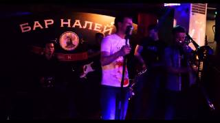 Павел Бакалкин и Оркестр Безудержного Веселья MaFia - Рыба  (cover Ленинград)