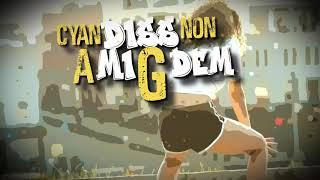 Lyric video example reggae song