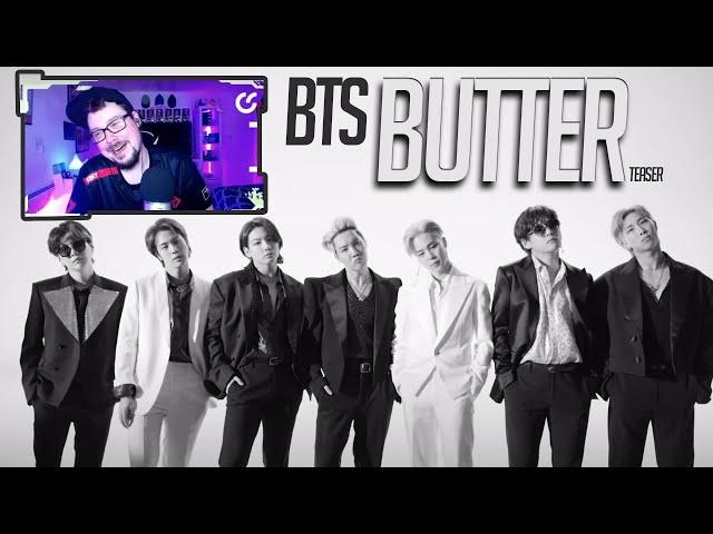 Mikey Reacts to BTS (방탄소년단) 'Butter' Official Teaser