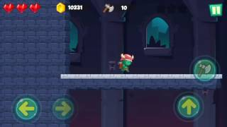 Jungle Adventures: Super World - Cullin Hold Level 3... Gameplay (Free Game On Android)