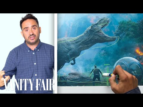 Jurassic World: Fallen Kingdom's Director Breaks Down the Volcano Scene | Vanity Fair Mp3