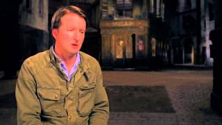 Les Miserables: Tom Hooper On The Opportunity Of The Film 2012 Movie Behind The Scenes