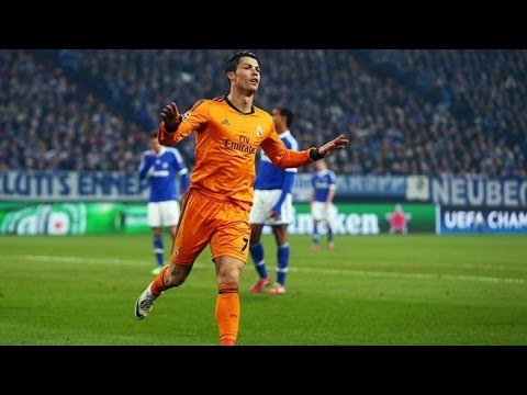 Real Madrid Vs Schalke 6-1 2013/14~Schalke Vs Real Madrid 1-6 2013/14 [HD]