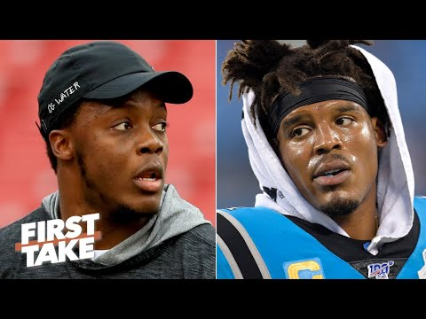 Teddy Bridgewater vs. Cam Newton: First Take debates the better QB