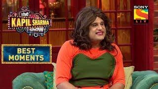 Sapna's Puns On Cricket   The Kapil Sharma Show Season 2   Best Moments