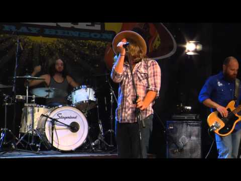 Whiskey Myers perfoms -  Calm Before The Storm - Live on The Texas Music Scene