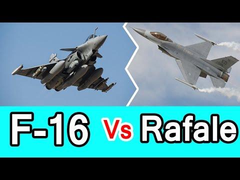 F-16 Vs Rafale, जानिए कौन सा Fighter Jet है बेहतर ?