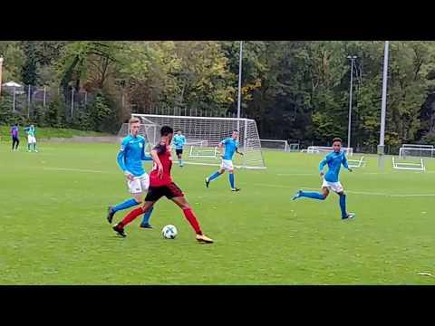 2017 1008 SC Freiburg vs. SGV Freiberg U17 2. HALF