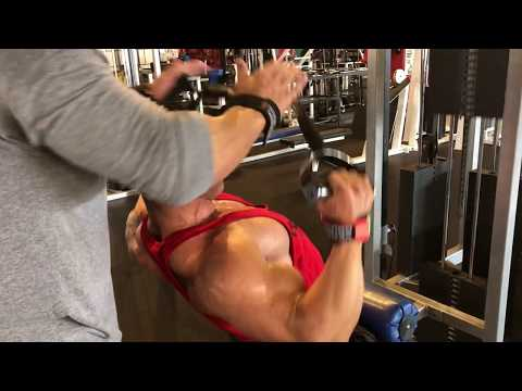 Hidetada Yamagishi's 2018 Arnold Classic Preparation. BACK TRAINING