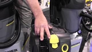 karcherusa nt series professional wet dry vacuum