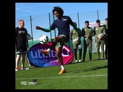 LICENCE TO SKILL | Utilita x Norwich City Academy