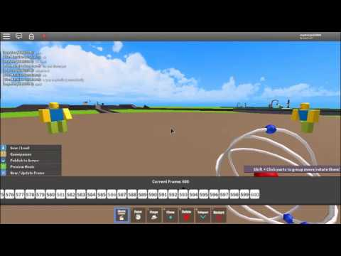 A Little Animation I Made In Movie Maker 3 On Roblox Youtube
