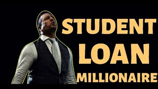 Student Loan Millionaire -  #1 Motivational Speaker in the World.