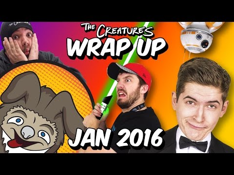 The Creatures Wrap Up | January 2016