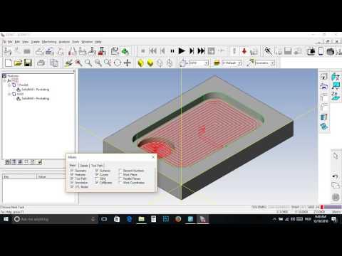 ESPRIT CAD/CAM SolidMill