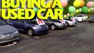Buying a Used Car -ETCG1