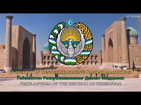 State Anthem of Uzbekistan (UZ/EN lyrics)