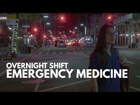 EMERGENCY MEDICINE--Overnight Shift!