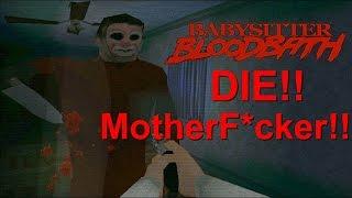 Babysitter Bloodbath PC Gameplay #1 [Glitch Fail]