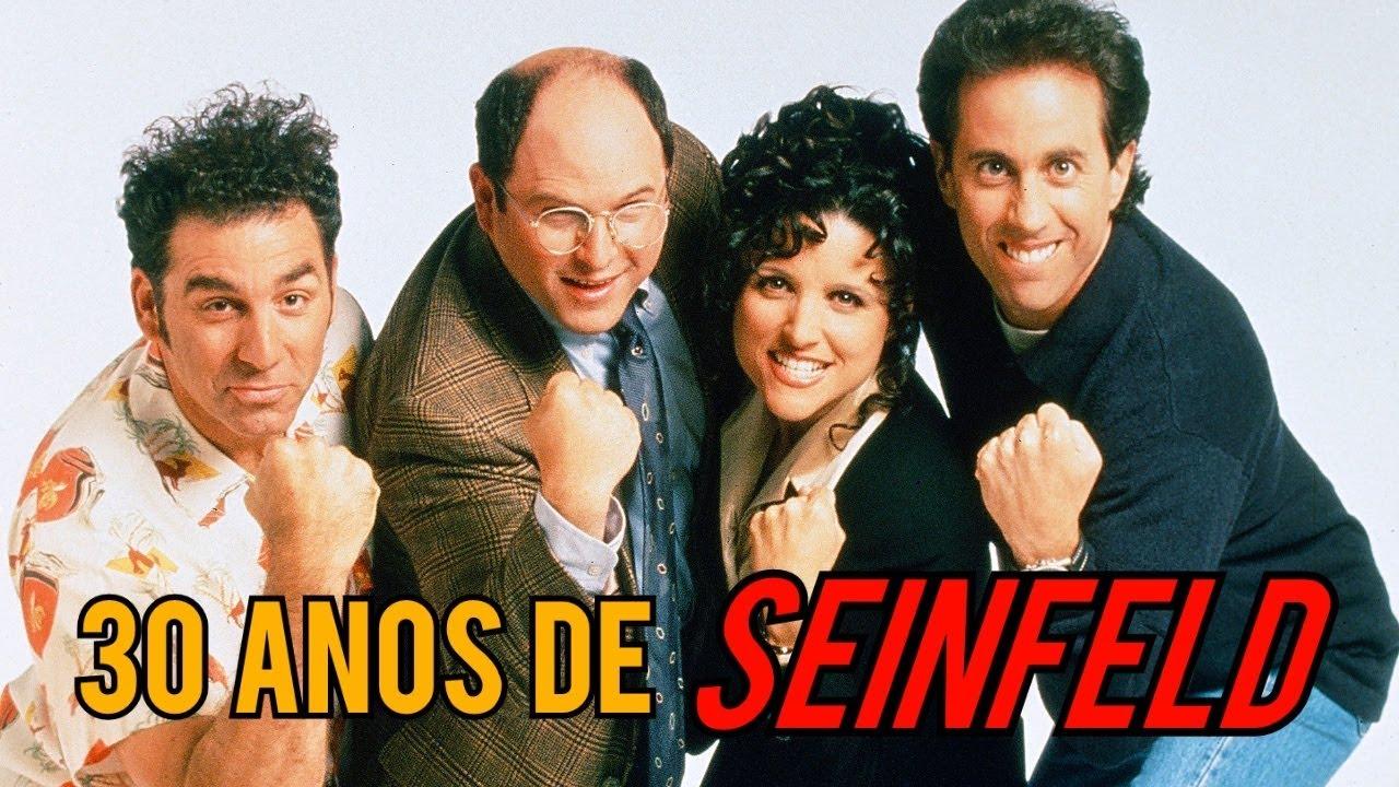 30 anos de Seinfeld: A Série sobre Nada