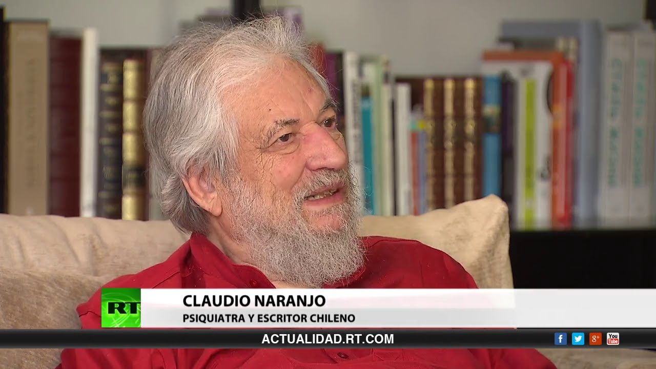 Claudio Naranjo Habla De Cómo Ser Feliz El Poder De La Mente